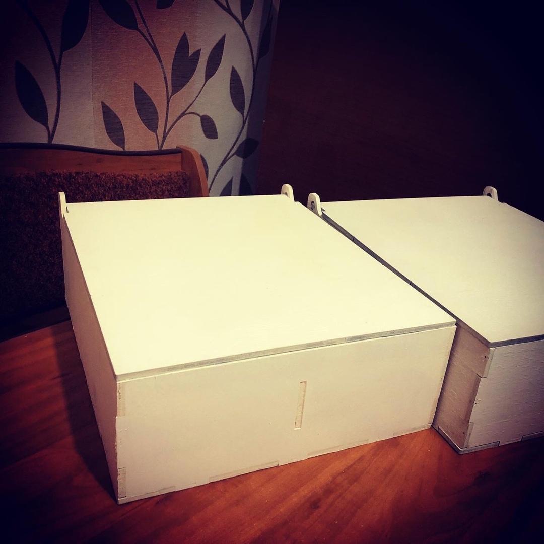 Белый ящик Деревянный бокс (ящик) для составления подарка на 2,3 или 9 отделений (40 х 30 х 10 см) Бокс для подарка,Дерево,Хит сезона,В букет, ящик для подарка, ящики москва, коробочки для цветов, коробоучки для букетов, ejhj,jzrb lkz ,ertnjd, коробочки для цветов - Цена, Стоимость - 600 руб.(доставка по всей России)