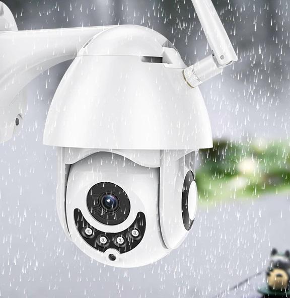 Купольная камера видеонаблюдения H.26X, поворотная PTZ-камер, WiFi, 2 Мп IP Видеокамера уличного размещения. Разрешение 1920*1280. 2 Мп. Имеет встроенную инфракрасную подсветку. Есть поддержка Wi-fi подключения, Камера поворачивается 330 градусов по горизонтали и 90 градусов по вертикали. PTZ,Поворотная камера,Видео, ip камера, системы видеонаблюдения, видеонаблюдение под ключ - Цена, Стоимость - 4700 руб.(доставка по всей России)