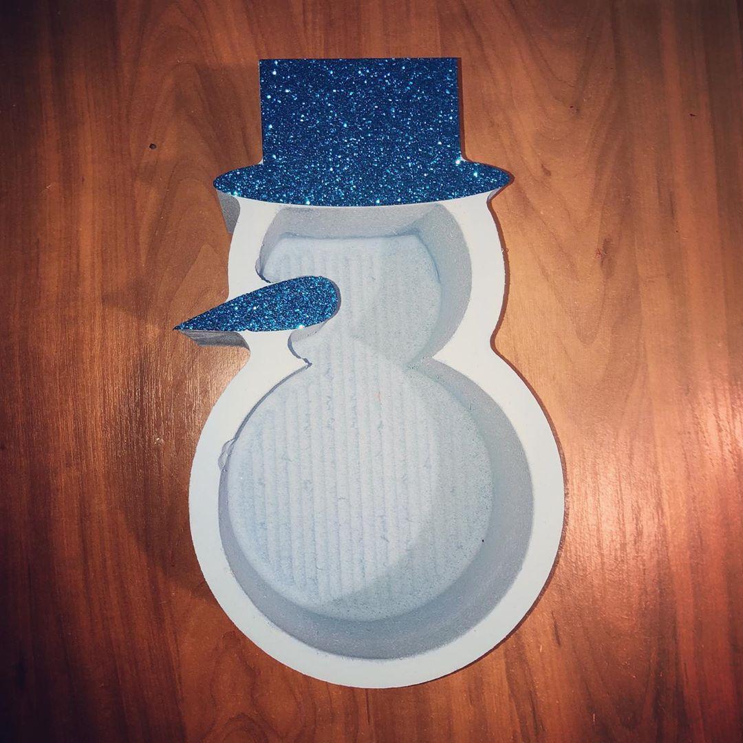 Пенобокс - «Снеговик» Размеры 30х18х10 (ВхДхШ) #пенобоксыбелгород, #пенобоксы, пенобоксы, пенобоксыбелгород, Белгород, Пенобоксысердце - Цена, Стоимость - 235 руб.(доставка по всей России)