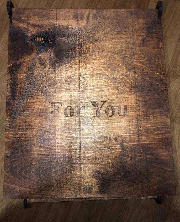 For You - Дерево Деревянный бокс (ящик) для составления подарка на 2,3 или 9 отделений (40 х 30 х 10 см) Бокс для подарка,Дерево,Хит сезона,В букет - Цена, Стоимость - 600 руб.(доставка по всей России)