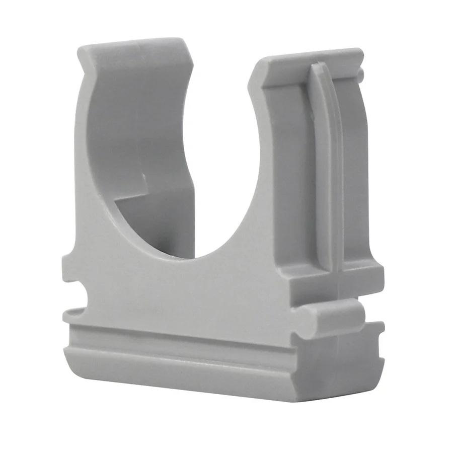 Крепеж-клипса d16 Крепеж-клипса d16 для крепления гофрированных и гладких ПВХ труб к различным поверхностям Коробка распределительная 100x100x50, IP54 - Цена, Стоимость - 2 руб.(доставка по всей России)