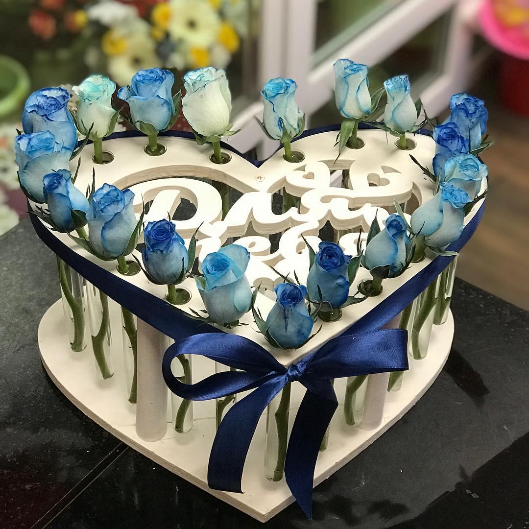 Для тебя Роскошное кашпо - роза в пробирке с надписью Роза в пробирке,Цветы в пробирке,Хит сезона,Кашпо - Цена, Стоимость - 800 руб.(доставка по всей России)