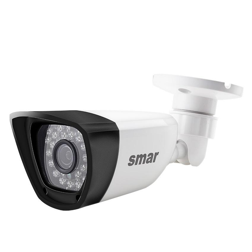Smar HD H.26x 2MP камера 20 кадров/сек Уличная водонепроницаемая видео - камера. ИК-светодиодная подсветка в ночном режиме работы.  Видимость в ночное время суток 15-25 м Видеокамера, Ip камера, Сетевая видеокамера, видеокамера с детектором движения - Цена, Стоимость - 2500 руб.(доставка по всей России)