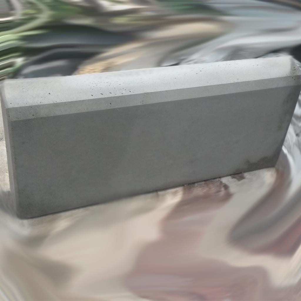 Бордюр тротуарный 500 Бордюрный камень Бордюр, Большетроицкое, Газонный бордюр, паребрик, шебекино, дешево, ЖБИ, кирова17а - Цена, Стоимость - 80 руб.(доставка по всей России)