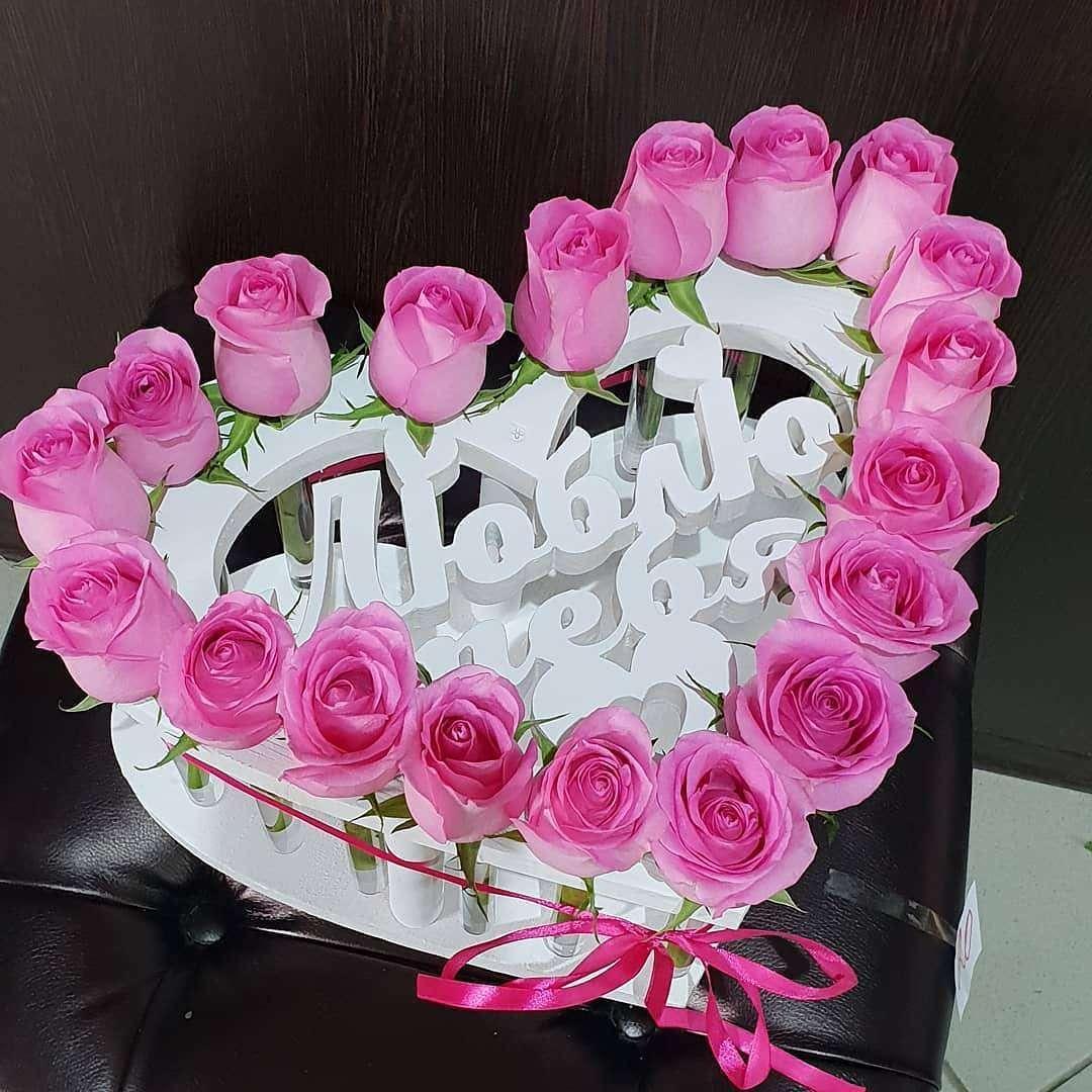 Я люблю тебя Роскошное кашпо - роза в пробирке для любимой с надписью - Роза в пробирке,Цветы в пробирке,Хит сезона,Кашпо, Купить красную розу в пробирке, Розы в пробирках, стильный и недорогой подарок, Белоснежная деревянная ваза сделана профессиональным мастером, Пробирка наполняется водой, КУПИТЬ РОЗЫ В ПРОБИРКАХ, выбирайте розы в пробирках, отдельную колбу с питательным раствором, упакрвка - Роза в пробирке, коробочки для подарков - Цена, Стоимость - 800 руб.(доставка по всей России)